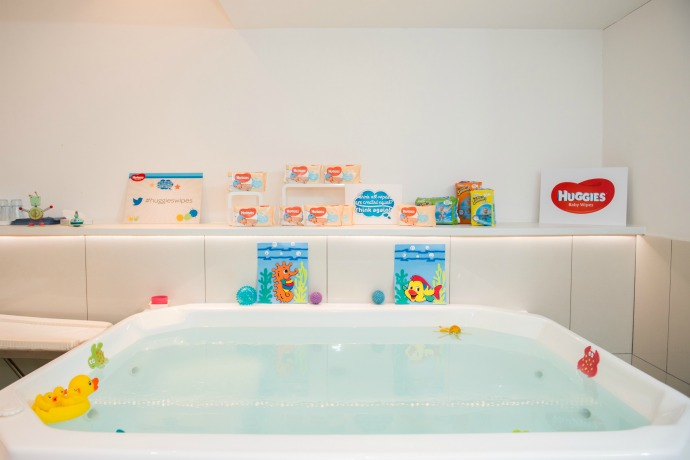 baby spa, baby spa by laura severus, notting hill