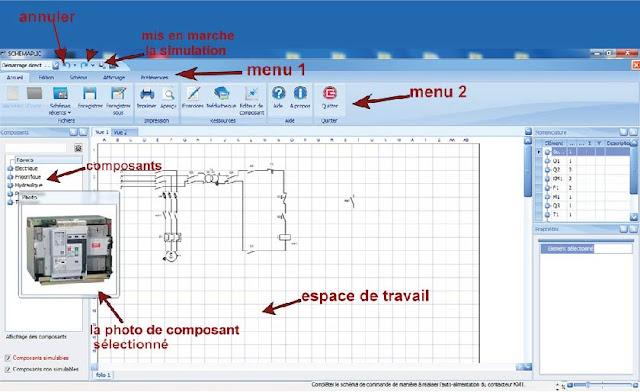 schéma Electrique Schémaplic - Version 6