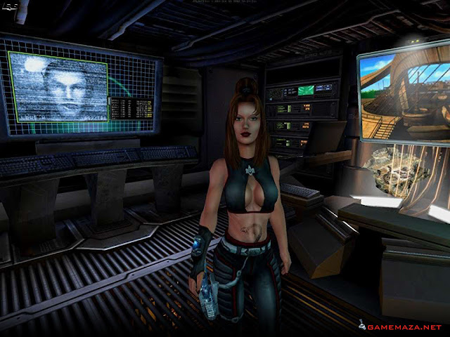 Unreal II The Awakening Gameplay Screenshot 3