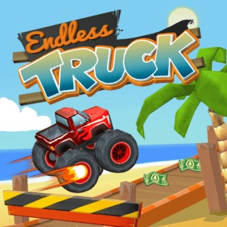 Truck play game
