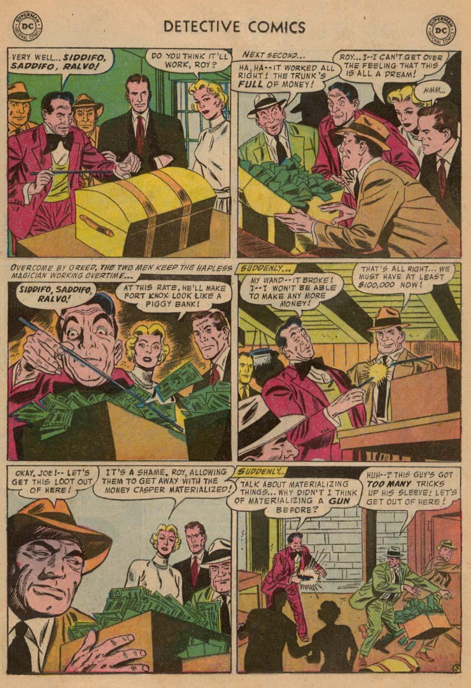 Read online Detective Comics (1937) comic -  Issue #242 - 21