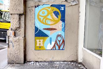 Sunday Street Art : Hazul - rue Saint-Maur - Paris 11