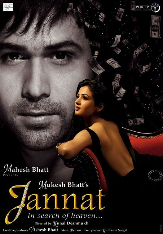 Jannat (2008) Hindi Movie BluRay Download