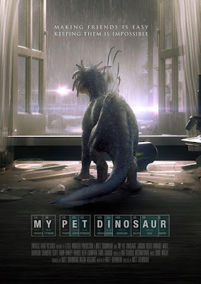 My Pet Dinosaur 2017 DVDCustom HDRip NTSC Sub