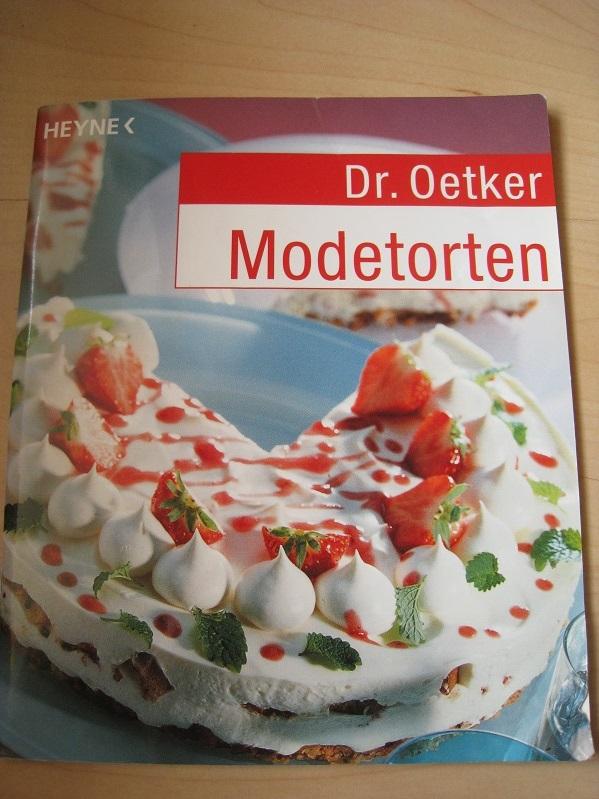 Kazuo Dr Oetker Modetorten