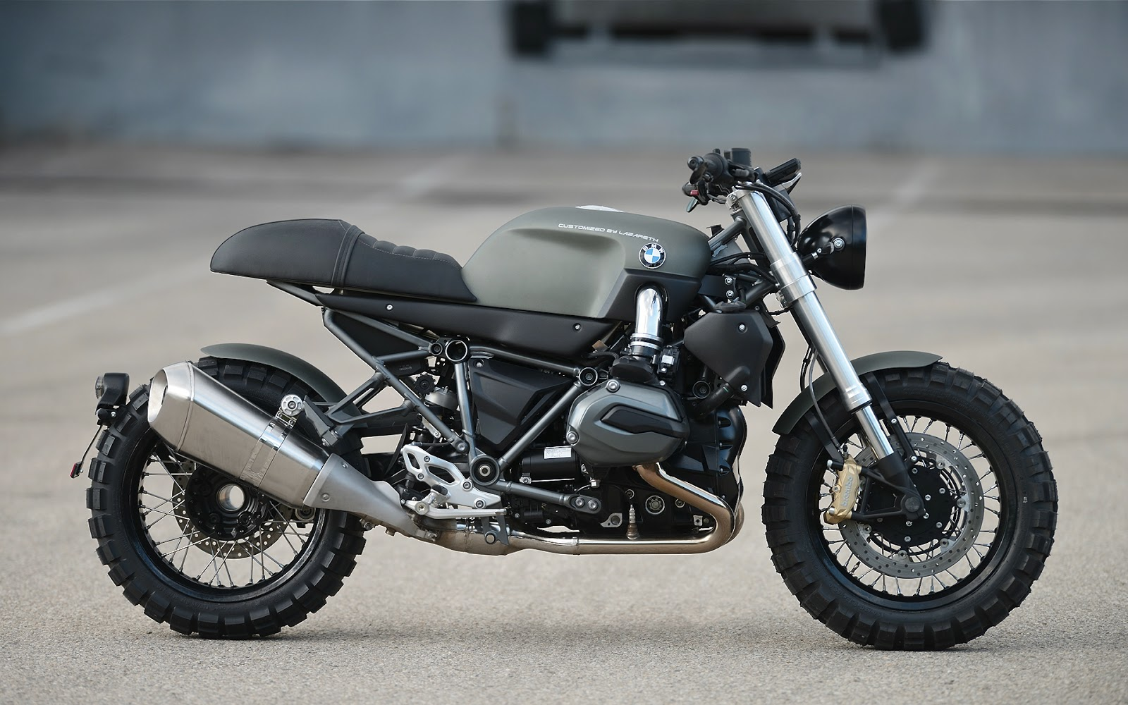 Bmw R 1200 Rt Cafe Racer Motorview Co