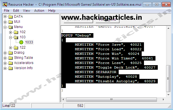 Hack ALL Games in Windows 7 for Instant Win (Enable Debug Mode)