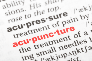 Define Acupuncture