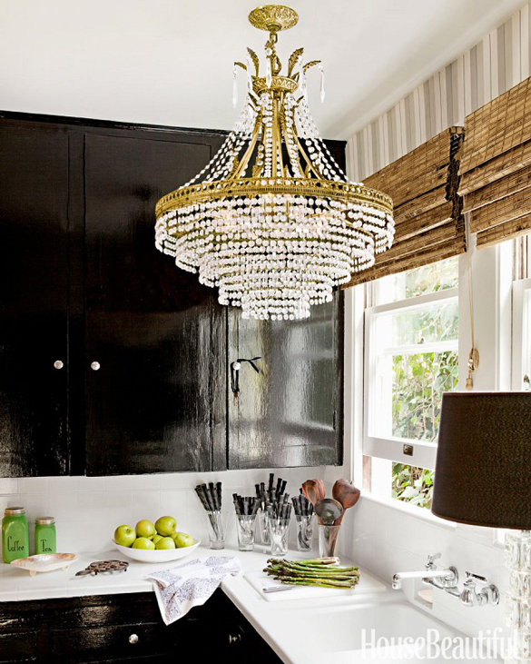 The Peak Of Très Chic Kitchen Light: The Peak Of Très Chic: Needing, Wanting, Loving: A Black