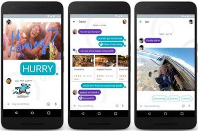 Google Allo, Aplikasi Pesan yang Bisa Diajak Bicara ...
