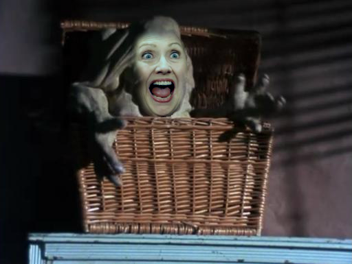 Image result for hillary is a basket case