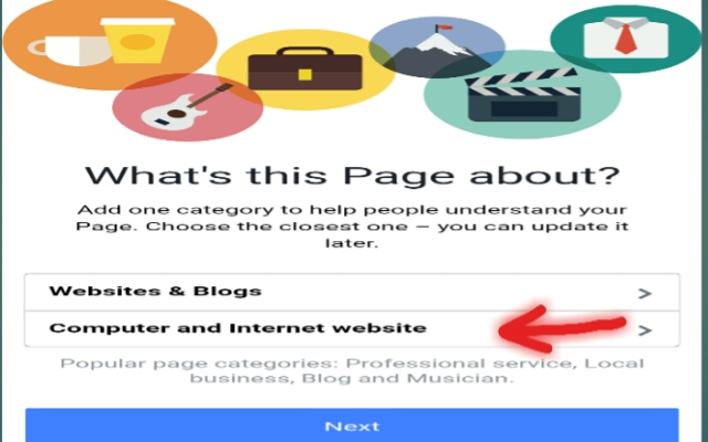 Facebook Page Kaise Banate Hai,How to create facebook page