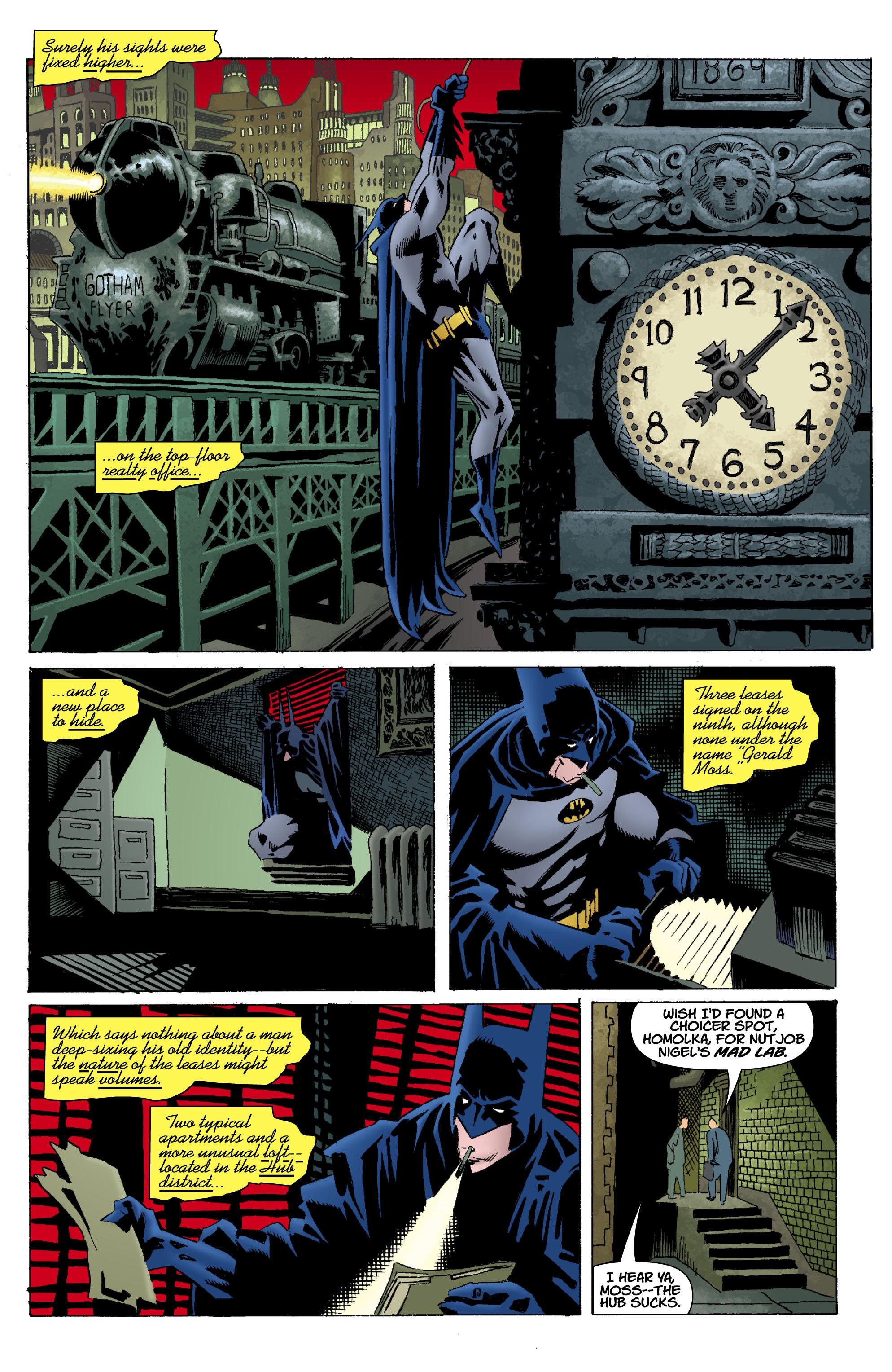 Read online Batman: Unseen comic -  Issue #2 - 13
