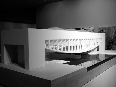 Come sarebbe stato il Palazzo dei Congressi di Louis Kahn