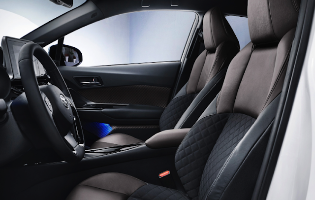 2017 Toyota C-HR Euro-Spec Review
