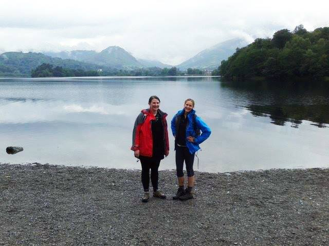 walks around the lake district