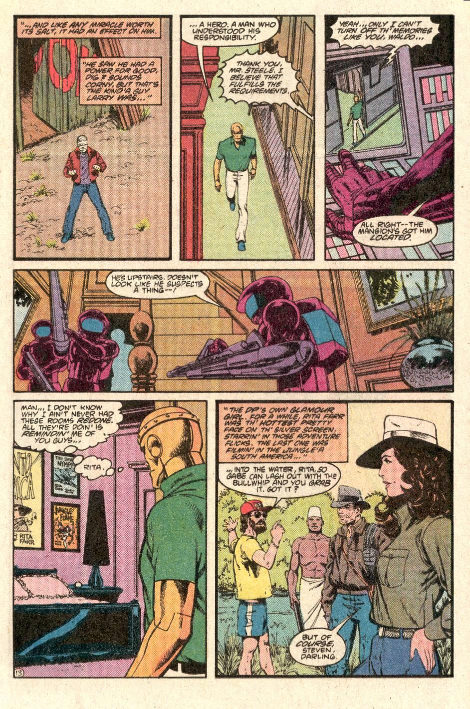 Read online Secret Origins (1986) comic -  Issue # _Annual 1 - 14