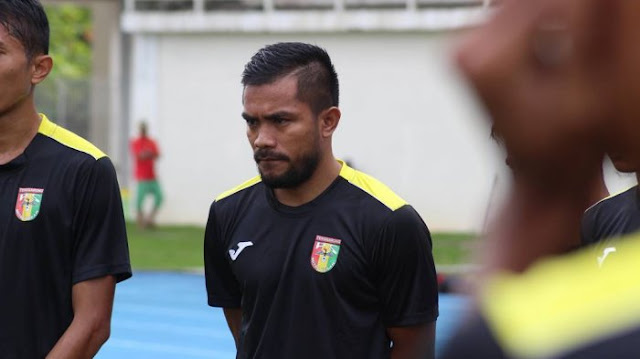 Zilham Zamrun Berpisah dengan Mitra Kukar