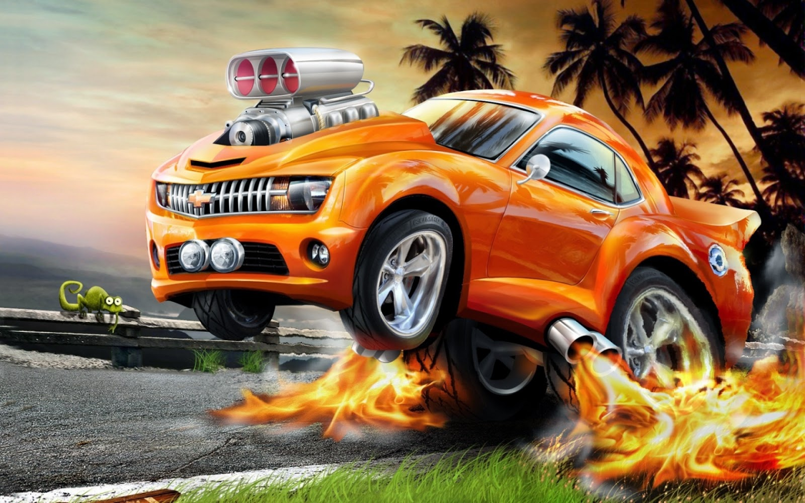 Ausmalbilder Hot Wheels