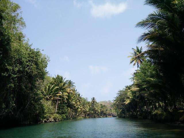 foto sungai maron pacitan