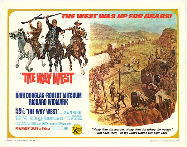 The Way West (1967)
