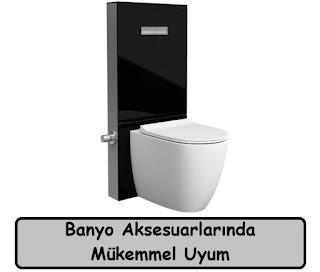 Banyo Aksesuarlarında Mükemmel Uyum