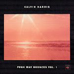 Calvin Harris - Funk Wav Bounces Vol. 1 Cover