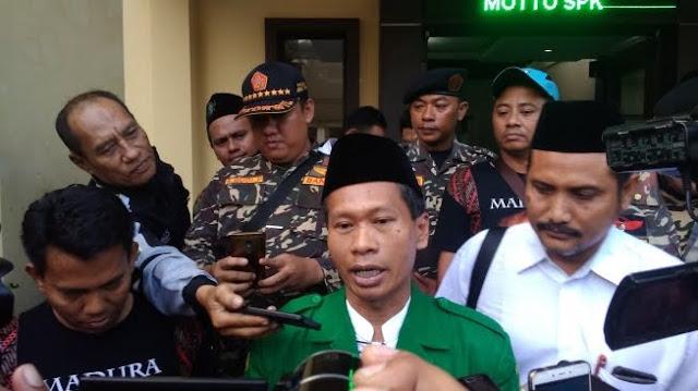 Amalkan Ajaran Gus Dur, Tapi GP Ansor Tetap Polisikan Sukmawati Meski Minta Maaf !