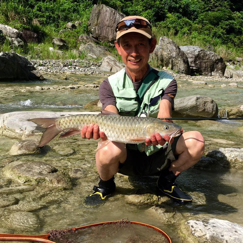 The Gourmet Sportsman: Taipei (Fly Fishing) 101