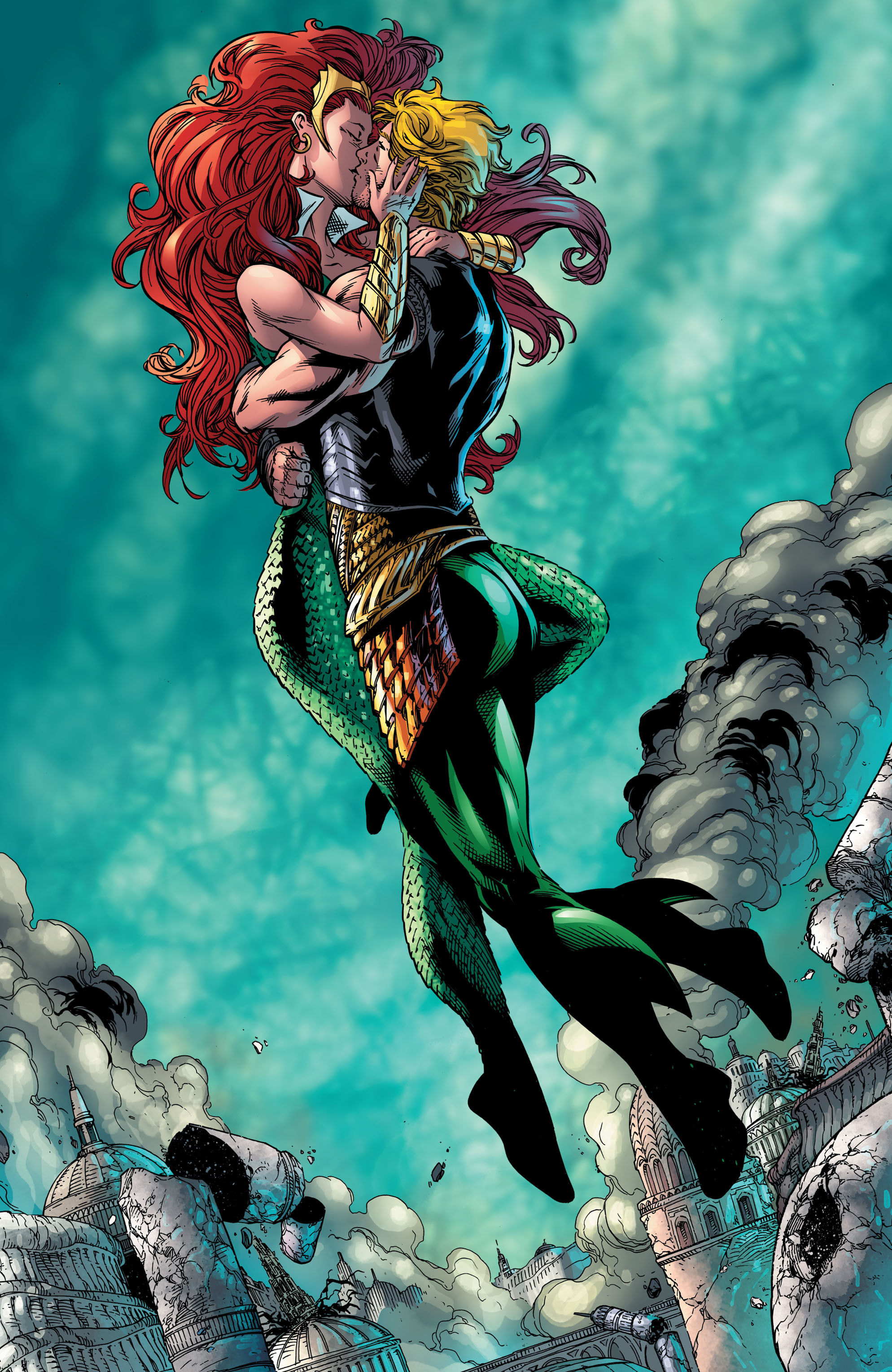 Read online Aquaman (2011) comic -  Issue #48 - 11