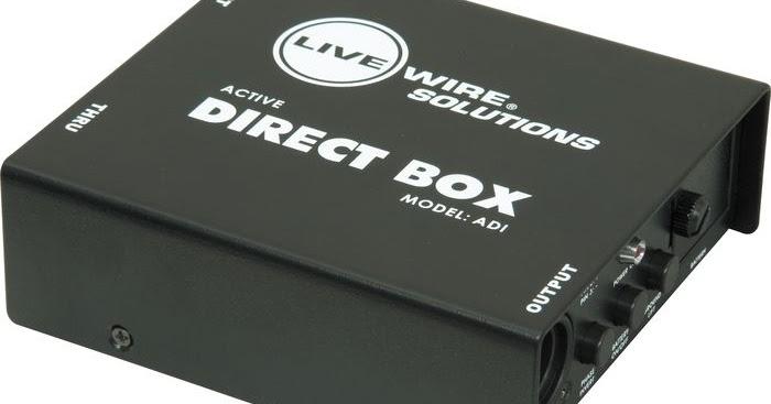 Что такое директ-бокс и виды direct-box (ди-бокс)