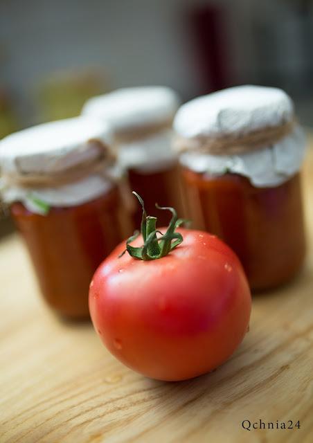 ketchup pomidorowy