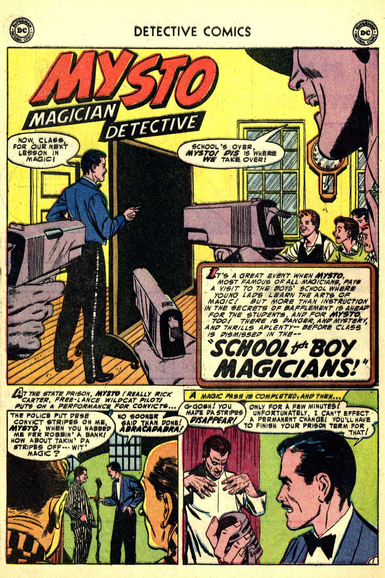 Detective Comics (1937) 208 Page 33