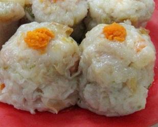 Resep Siomay Udang