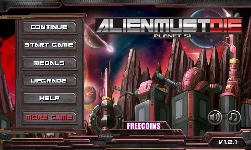Download Alien Must Die! 3D (TD Game) Mod Apk (Unlimited Coins) Free For Android
