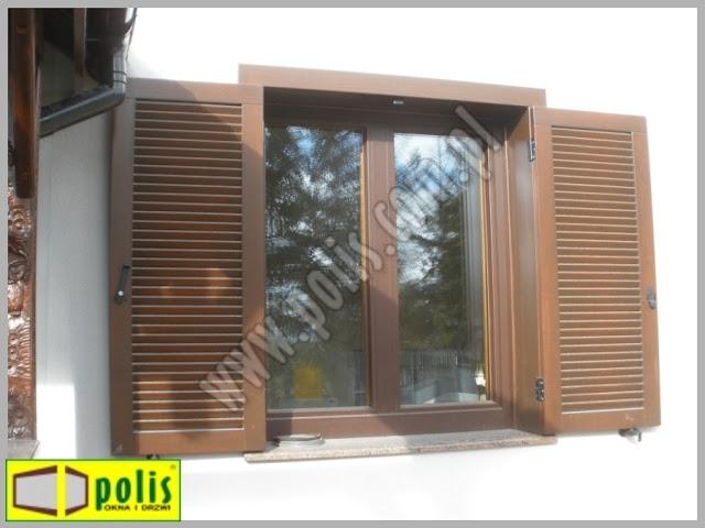 okiennice, okiennice Gdańsk, producent okiennic, okiennice zewnętrzne,