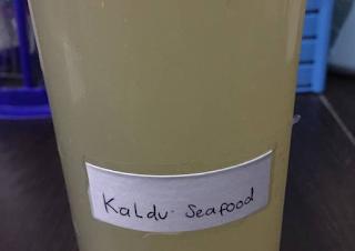 Resep Membuat Kaldu Seafood