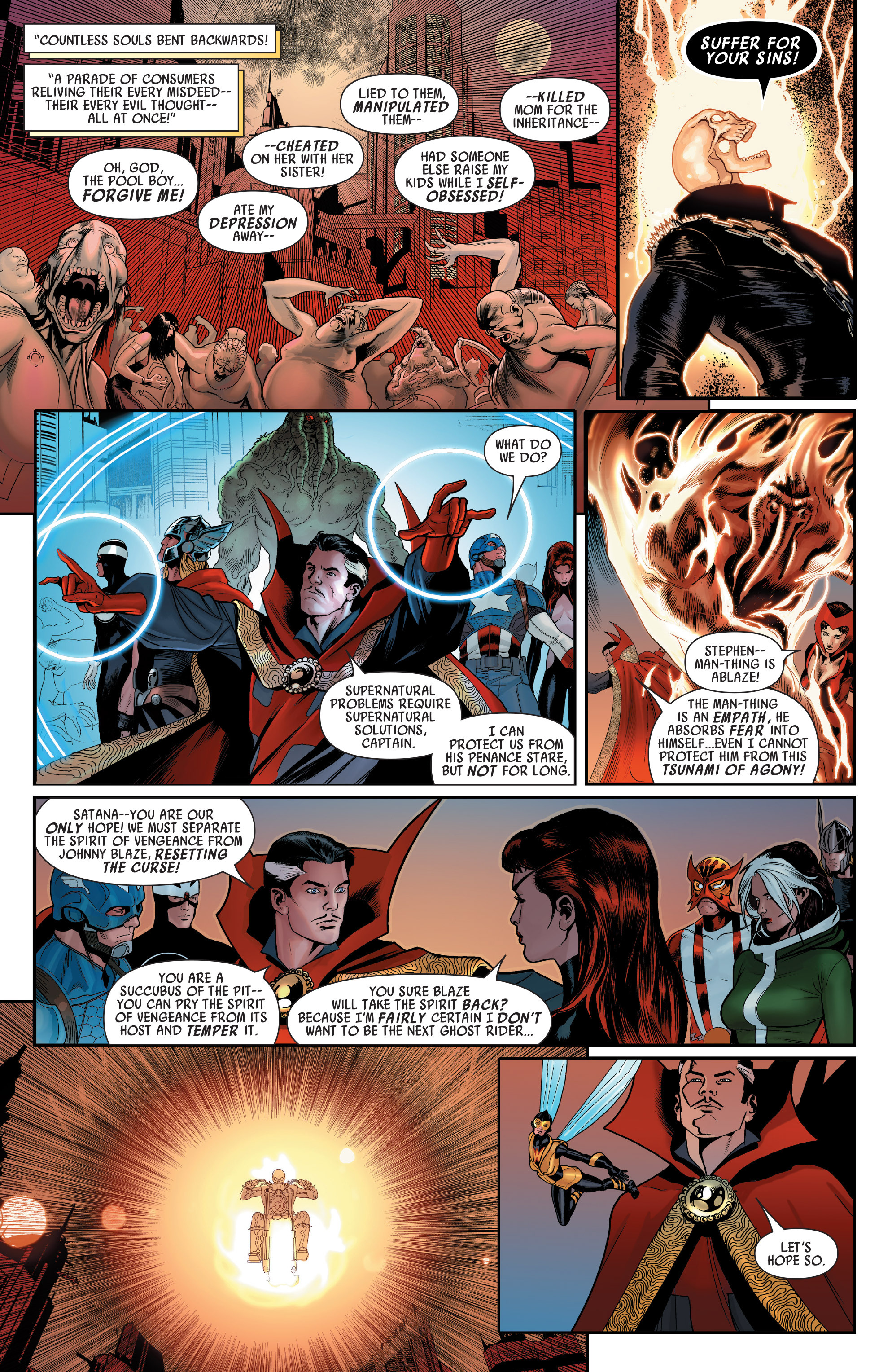 Read online Uncanny Avengers (2012) comic -  Issue # Annual 1 - 25