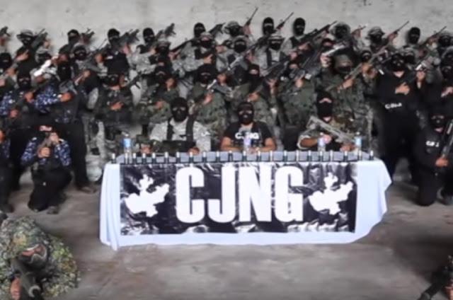 La pugna del CJNG y CAF  anda  apunta de balazos