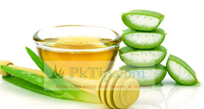 Aloe Vera And Honey For Hair Growth
