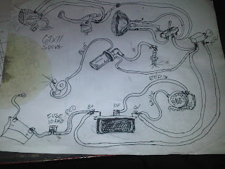 RAS Moto: Simplified Wiring Schematic For The 350/250 SS