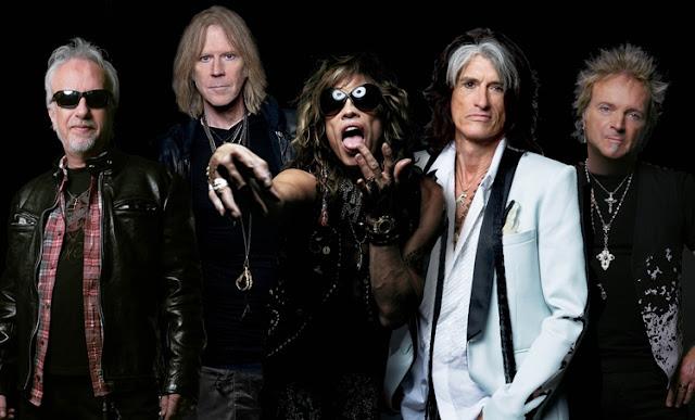 Noticias que suenan Rock and Roll Aerosmith volvería a Argentina en 2017