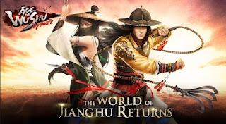 Age of Wushu Dynasty MOD APK