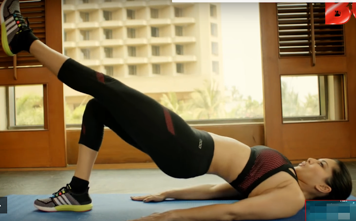 Sunny Leone Hot Workout Yoga | Awesome Video | Must Watch | Full HD VIDEO | Bollywood Grand (BG)