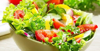 kind of healthy salad recipes for weight loss