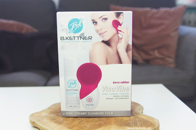 B. Kettner - VisoVibe in der Berry Edition
