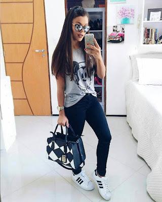 outfit adolescente tumblr para ir al cine