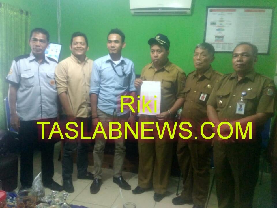 Permohonan maaf ASN kepada warga Tanjungbalai.
