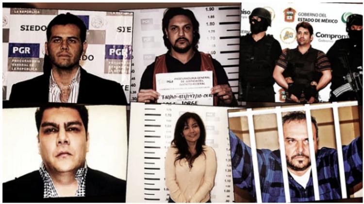 """""""CAPOS CDMX"""",20 AÑOS de """"AUGE y CAIDA"""" de CRIMINALES de ALCURNIA en el EX-D.F...todos han arribado,pero a algunos ya les llegaron."""