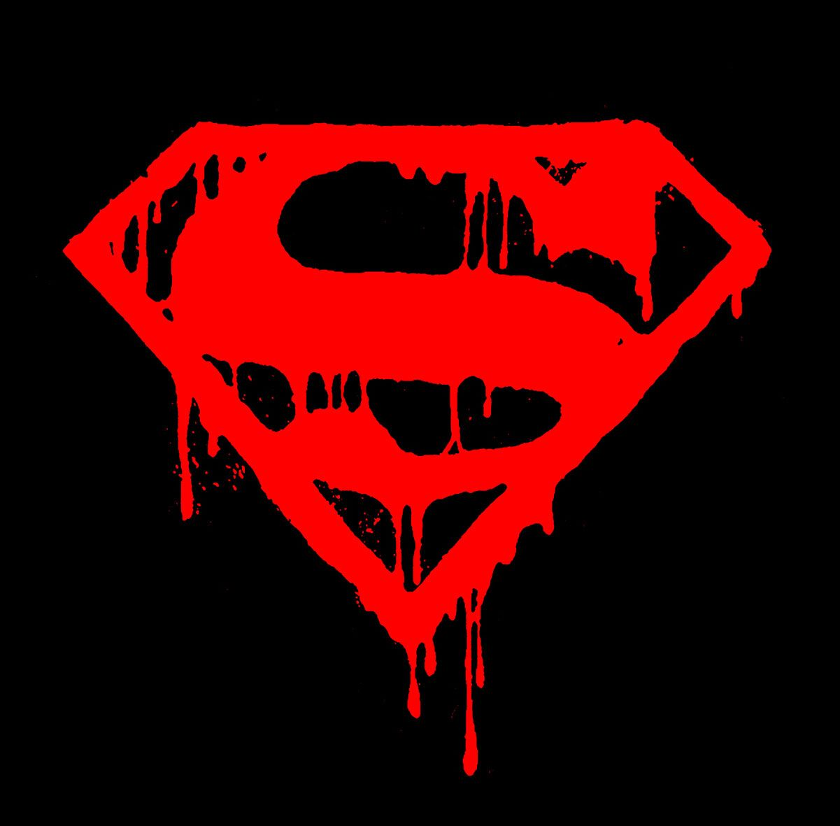 Fonds Décran Hd Dessin Superman Logo